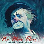 "CD Cover ""No More Blues"""